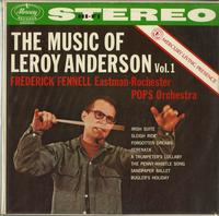 Frederick Fennell-The Music Of Leroy Anderson Vol. 1