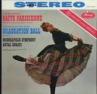 Antal Dorati/Minneapolis Symphony Orchestra - Offenbach: Gaite Parisienne