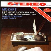 Antal Dorati/London Symphony Orchestra - Mozart: Eine Kleine Nachtmusik etc.