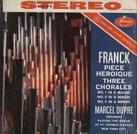 Marcel Dupre - Franck:Piece Heroique