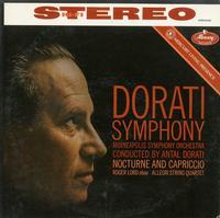Dorati, Allegri String Quartet-Dorati Symphony