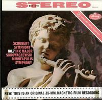 Skrowaczewski, Minnesota Orchestra-Schubert: Symphony No.7 in CMaj