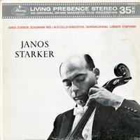 Janos Starker, Stanislaw Skrowaczewski, LSO-Schumann and Lalo Cello Concertos