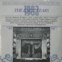 Various Artists - One Hundred Years of Great Artists At The Met - The Early Years 1883 - 1908