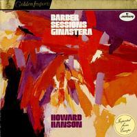 Howard Hanson - Barber Sessions Ginastera
