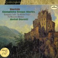 Krips, London Symphony Orchestra - Bartok: Complete Stage Works