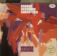 Howard Hanson/Eastman-Rochester Orchestra - Ginastera: Overture To The Creole ''Faust''