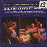 Original Cast Album - The Three Penny Opera