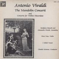 Scimone,Toso, I Solisti Veneti - Vivaldi: The Mandolin Concerti etc.