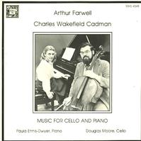 Paula Ennis-Dwyer and Douglas Moore - Farwell: Music For Cello and Piano