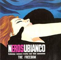 The Freedom-Nero su Bianco