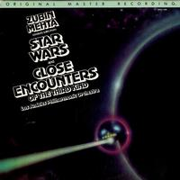 Mehta, Los Angeles Philharmonic Orchestra-Zubin Mehta conducts suites from Star Wars and Close Encounters Of The Third Kind