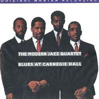 The Modern Jazz Quartet - Blues At Carnegie Hall