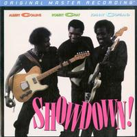 Albert Collins, Robert Cray & Johnny Copeland-Showdown!