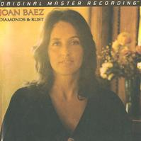 Joan Baez - Diamonds & Rust -  Sealed Out-of-Print Vinyl Record