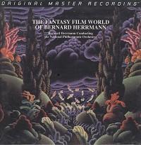 Bernard Herrmann-The Fantasy Film World Of Bernard Herrmann