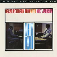 Oscar Peterson Trio with Milt Jackson - Very Tall