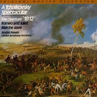 Previn, London Symphony Orchestra - A Tchaikovsky Spectacular