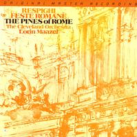 Maazel, The Cleveland Orchestra - Respighi: The Pines Of Rome etc.