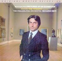 Muti, The Philadelphia Orchestra-Mussorgsky-Ravel: Pictures at an Exhibition
