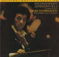 Temirkanov, Royal Philharmonic Orchestra - Rachmanninoff: Symphony No 2