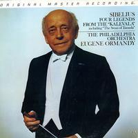 Ormandy, The Philadelphia Orchestra-Sibelius: Four Legends