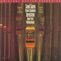 Bernstein, New York Phil Orch. - Saint-Saens: Oregon Symphony No 3