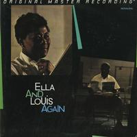 Ella Fitzgerald and Louis Armstrong-Ella & Louis Again