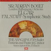 Sir Adrian Boult/ London Philharmonic Orchestra-Elgar: Falstaff etc.