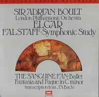 Sir Adrian Boult/ London Philharmonic Orchestra - Elgar: Falstaff etc.