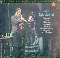 Pavarotti, von Karajan, Berlin Philharmonic Orchestra - Puccini: La Boheme