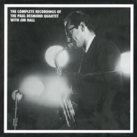 Desmond-Hall Quartet - Complete Recordings of Paul Desmond Qt. with Jim Hall