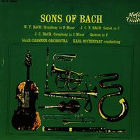 Ristenpart, Saar Chamber Orchestra - Sons of Bach