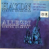 The Allegri String Quartet - Haydn: String Quartets