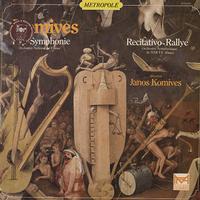 Komives, Orchestre National de France - Komives: Pop Symphonie etc.