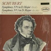 Jochum,The Nordwestdeutsche Philharmonic - Symphony Nos. 1, 3