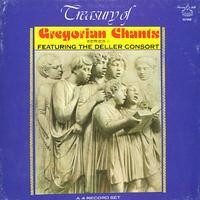 The Deller Consort - Treasury of Gregorian Chants