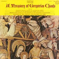 Various Artists - A Treasury of Gregorian Chants