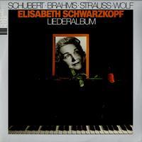 Elisabeth Schwarzkopf - Schubert, Brahms, Strauss, Wolf: Liederalbum