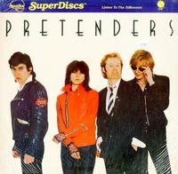 The Pretenders-Pretenders