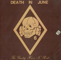 Death In June - The Guilty Hace No Pride