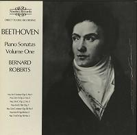 Bernard Roberts - Beethoven:Piano Sonatas Vol. 1