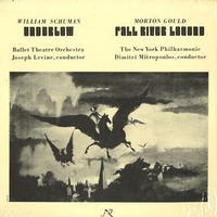 Schuman, Ballet Theatre Orchestra - Schuman: Undertow etc.