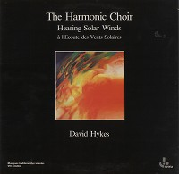 The Harmonic Choir-Hykes: Hearing Solar Winds