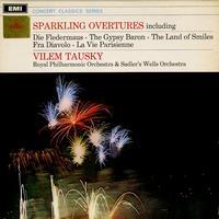 Vilem Tausky - Sparkling Overtures