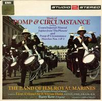 The Band Of H.M. Royal Marines - Music of Pomp & Circumstance