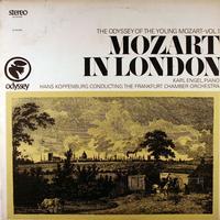 Engel, Koppenburg, Frankfurt Chamber Orchestra - Mozart In London
