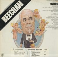 Sir Thomas Beecham/ RPO - Beecham Conducts Favorites