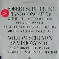 Siki, Katims, Seattle Symphony Orchestra - Suderburg: Piano Concerto etc.