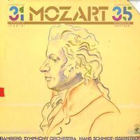 Schmidt-Isserstedt, Bamberg Symphony Orchestra - Mozart: Symphony Nos. 31 & 35
